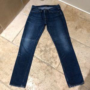 Ralph Lauren button up jean